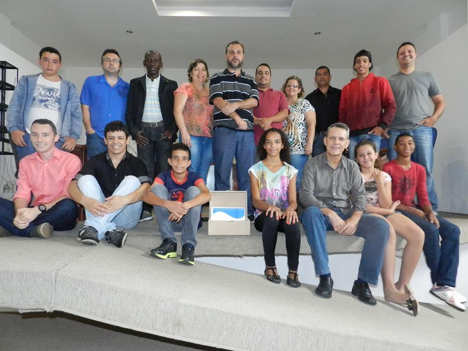 """Último encontro dos vereadores mirins em 2014 promove projeto """"Cápsula do tempo"""" na Câmara de Paraguaçu"""