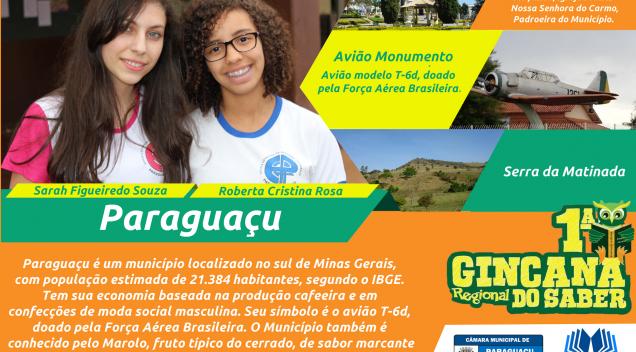 Gincana Regional do Saber 2015
