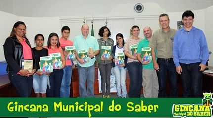 """Projeto """"Gincana Municipal do Saber"""" é apresentado para alunos e representantes das escolas participantes"""