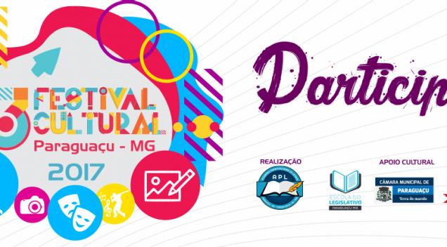 3º Festival Cultural de Paraguaçu